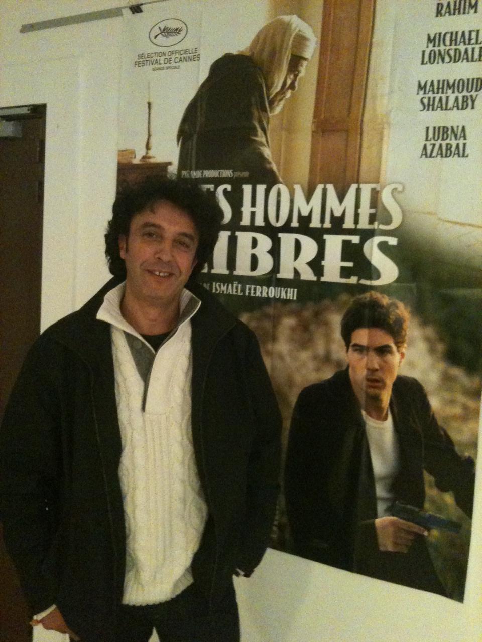 Ismaël Ferroukhi à Cinéalma